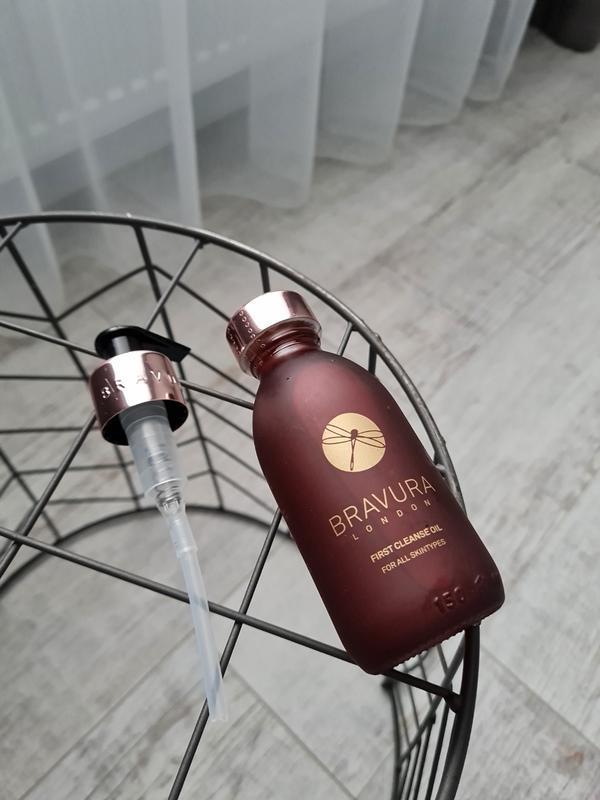 Гидрофильное масло bravura first cleanse oil