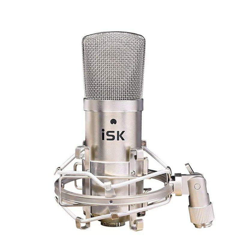 Конденсаторный микрофон ISK BM 800