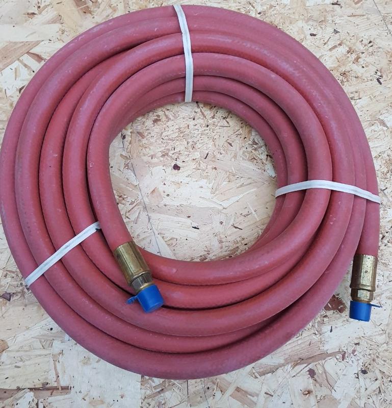 """Воздушный шланг Dayco USA 7192 GST hose 3/8""""-10"""