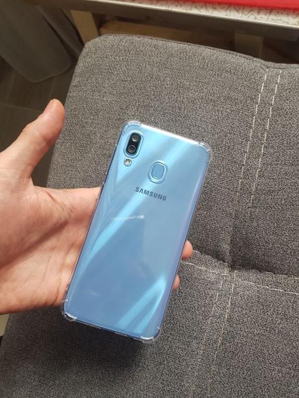 Чехол Samsung a30 Galaxy противоударный защита