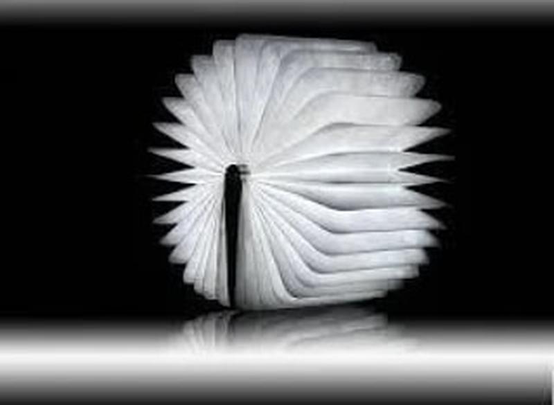 Светильник книга / светильник-ночник / светильник 3D