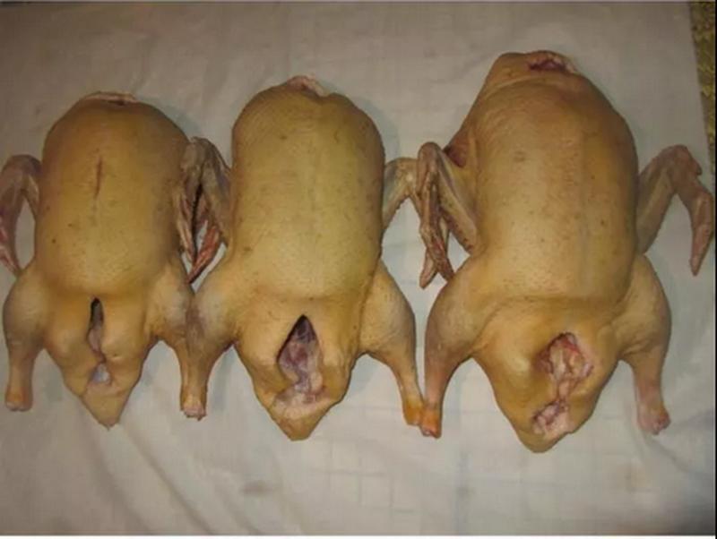 Мясо утки  (тушка)