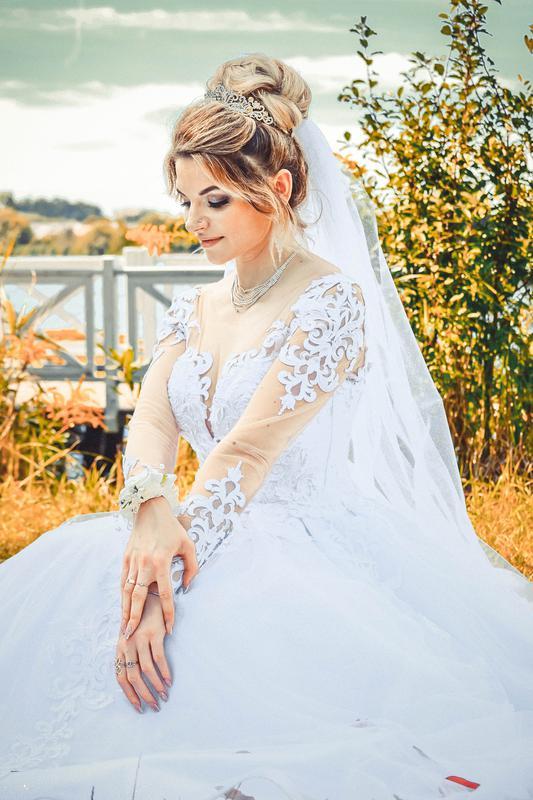 Весільна відео-фотозйомка/Фотограф/Відеооператор/Відеограф/Весілл - Фото 4