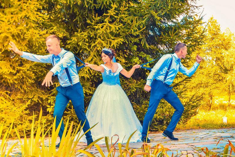 Весільна відео-фотозйомка/Фотограф/Відеооператор/Відеограф/Весілл - Фото 8