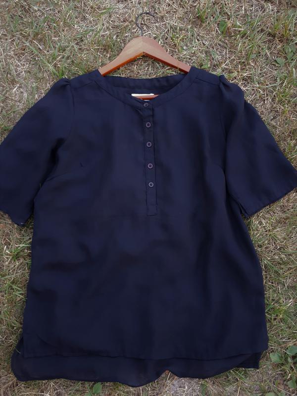 Шифоновая блузка фирмы milla, размер s/m