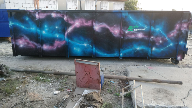 Художественное оформление,роспись стен, граффити - Фото 3