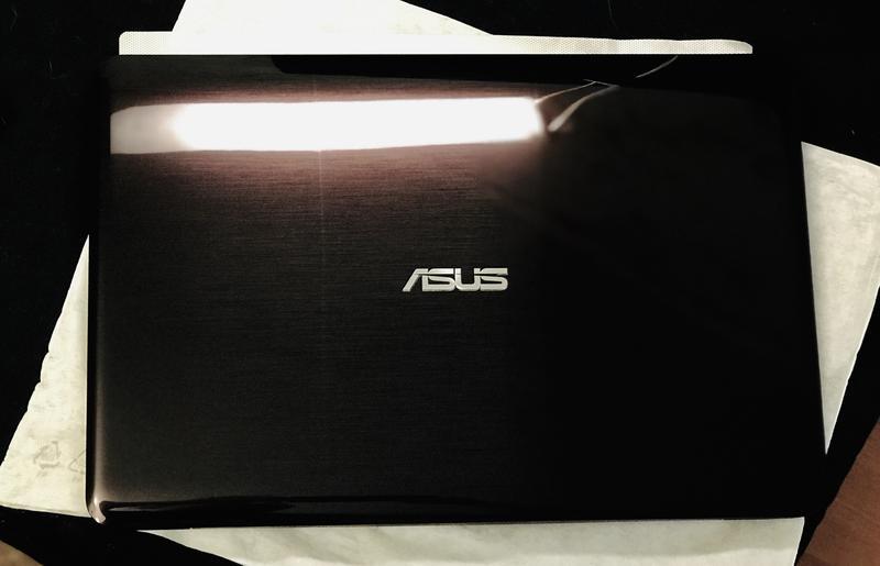 Ноутбук Asus  x756 ua