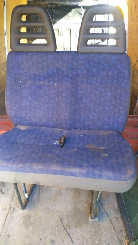 Сиденье передних пассажиров Iveco Daily E3 1999-2006 Ивеко Дейли