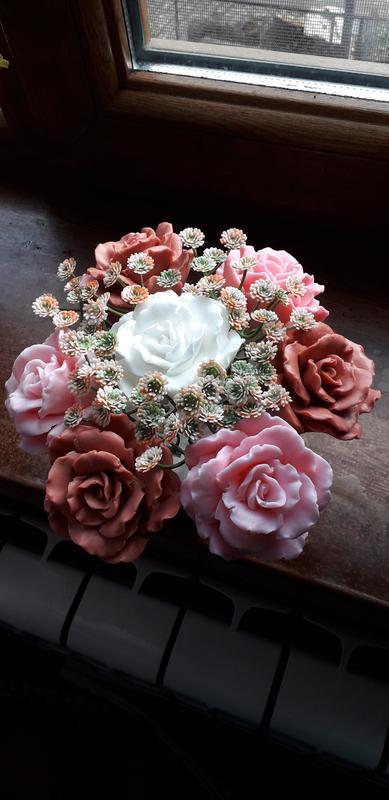 Квіти з мила - Фото 4