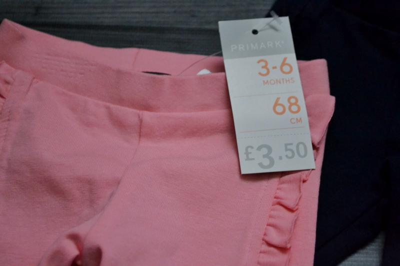 Набор штанишек  лосин primark 3-6месяцев - Фото 4