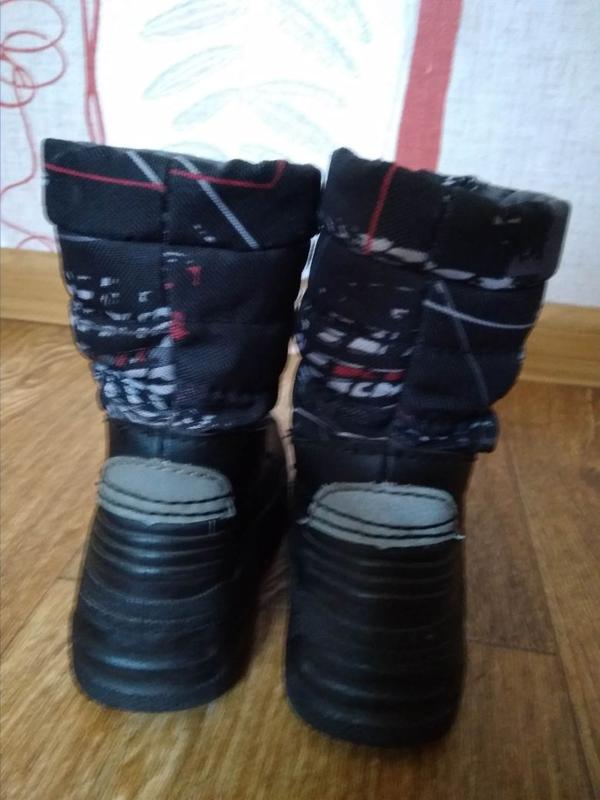 Ботинки сноубутсы Reima 24 15см стелька - Фото 3