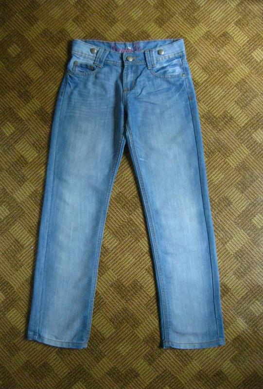 Джинсы, штаны, брюки - denim co на девочку 10-11-ти лет - сост...