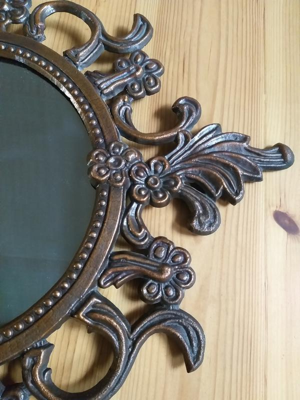Зеркало, Дзеркало антикварне, винтаж, старинное, барокко - Фото 3