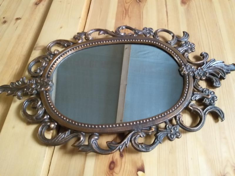 Зеркало, Дзеркало антикварне, винтаж, старинное, барокко - Фото 4