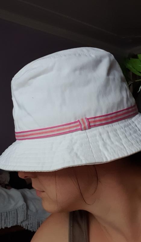 Капелюх кепка панама шляпа шляпка біла на літо на море