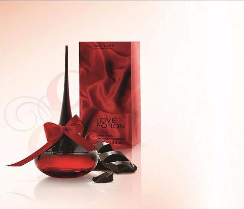 Женская парфюмерная вода Love Potion Лав Поушэн Oriflame Орифлейм