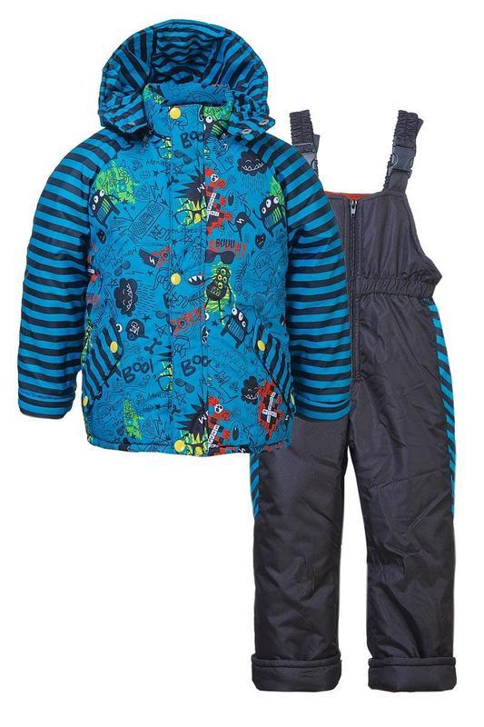 Куртка и полукомбинезон - Фото 2