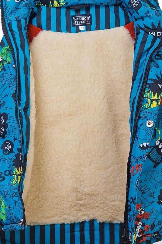 Куртка и полукомбинезон - Фото 3