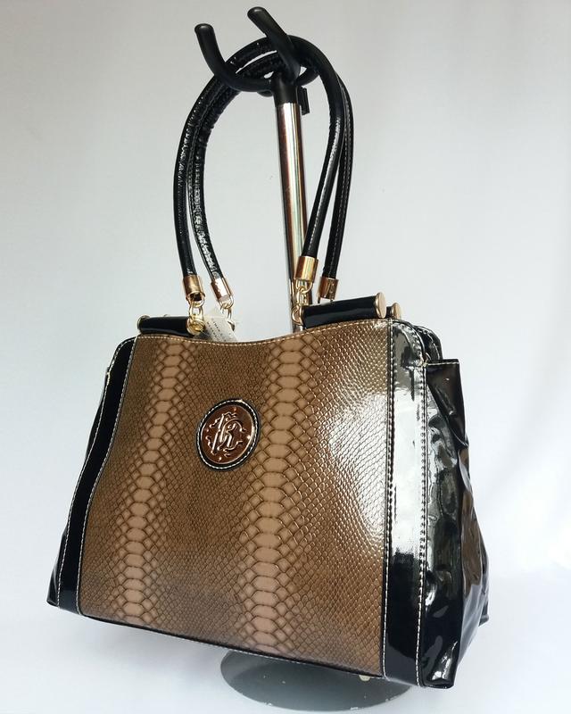 Распродажа. стильная сумка. новая - Фото 2