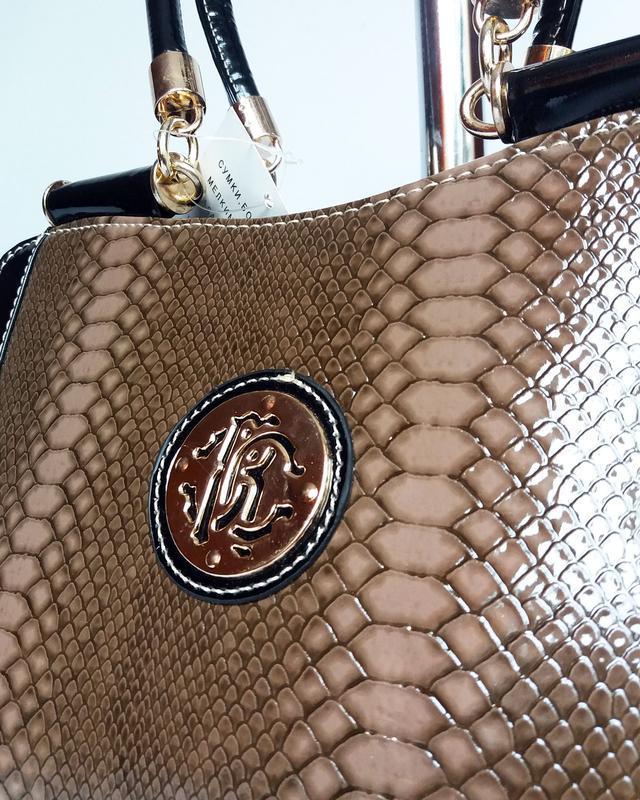 Распродажа. стильная сумка. новая - Фото 3