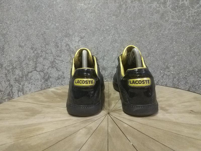 Жіночі кросівки lacoste - Фото 4
