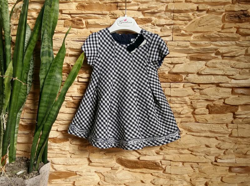 Платье mayoral (испания) на 6 месяцев (размер 68)