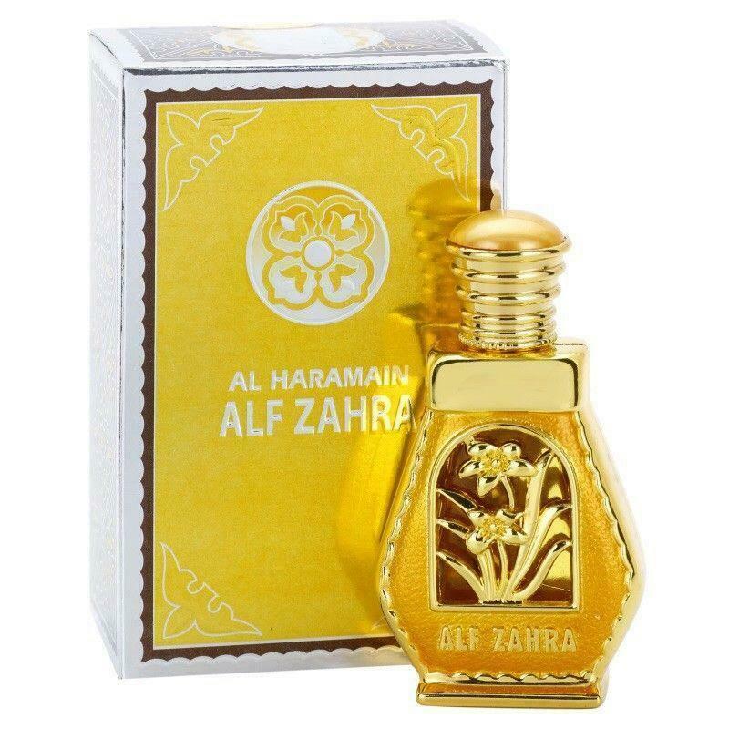 Alf zahra, al haramain, концентрированные масляные духи, масло...