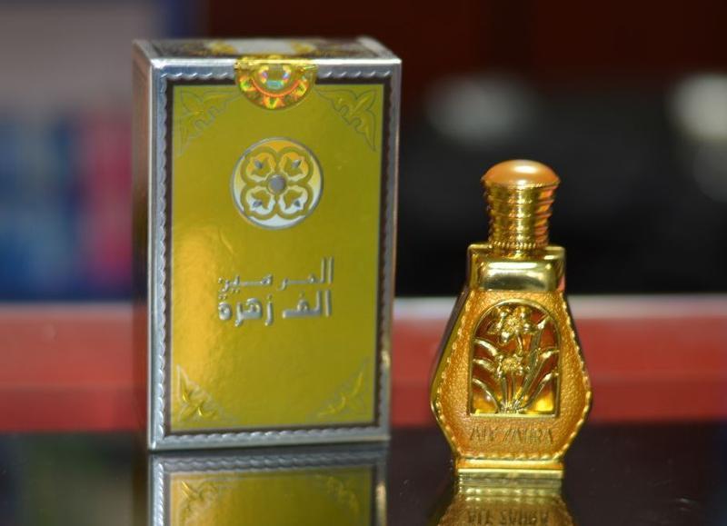 Alf zahra, al haramain, концентрированные масляные духи, масло... - Фото 5