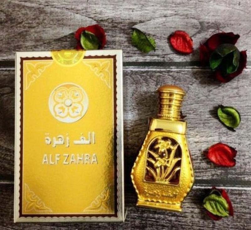 Alf zahra, al haramain, концентрированные масляные духи, масло... - Фото 7