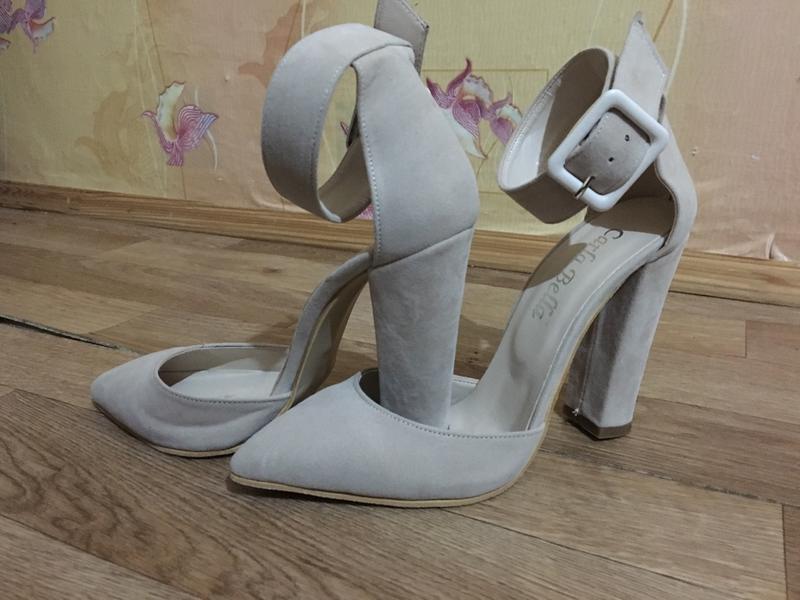 Туфли женские (Турция) НОВЫЕ