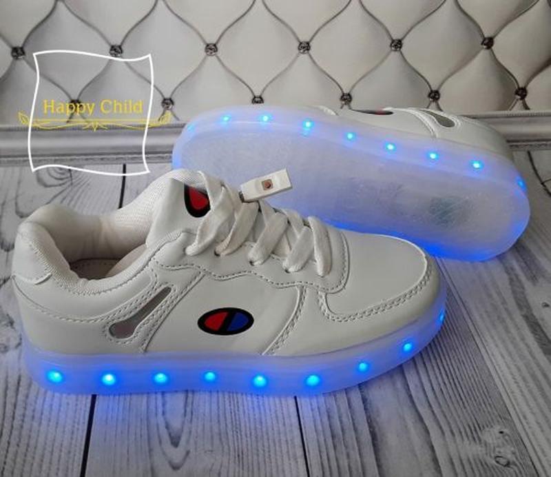 Led кроссовки, светящиеся кроссовки