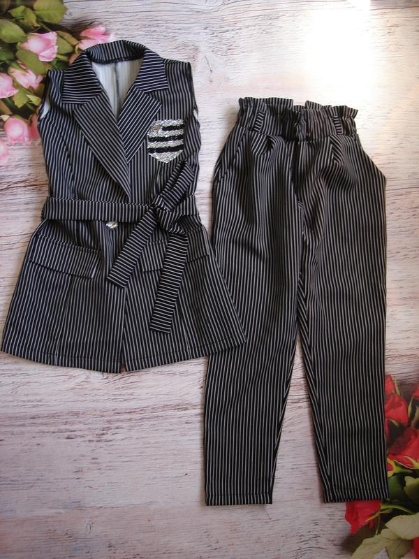 Шикарный костюм  для модниц