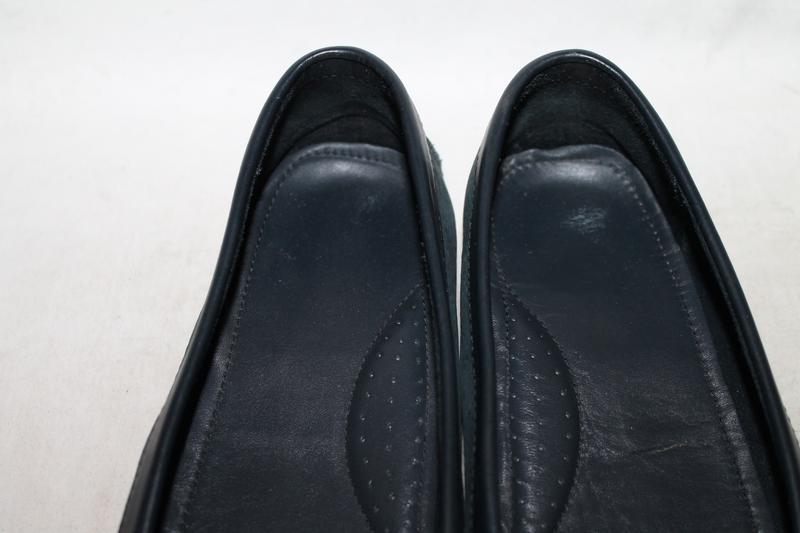 Кожаные туфли/мокасины tommy hilfiger 39 размер - Фото 5