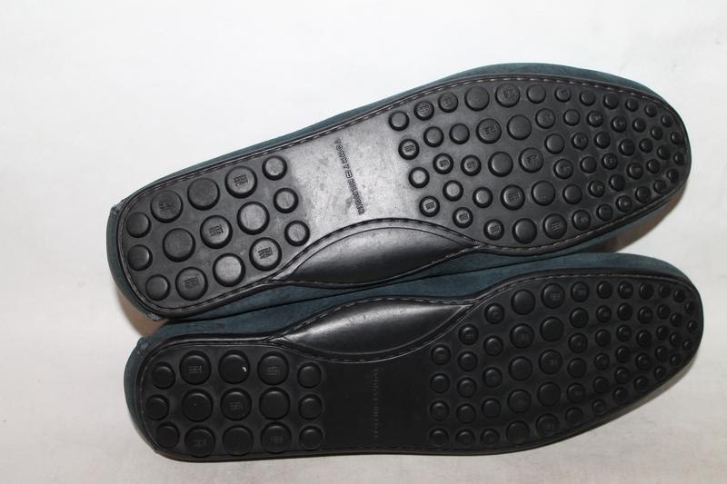 Кожаные туфли/мокасины tommy hilfiger 39 размер - Фото 7