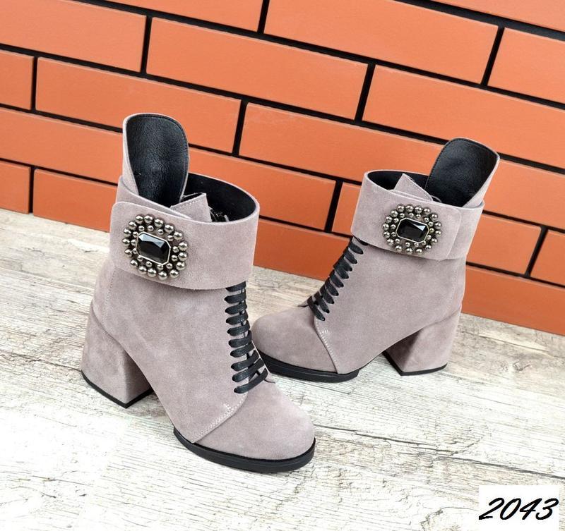 Зимние ботиночки - Фото 4