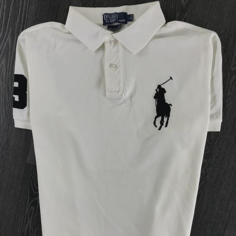 Мужская футболка от polo rafph lauren (#3f305) - Фото 2