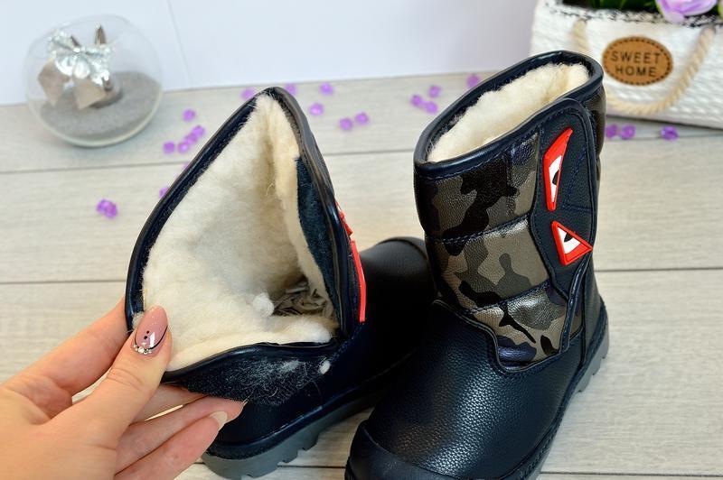 Зимние сапожки для модников - Фото 3