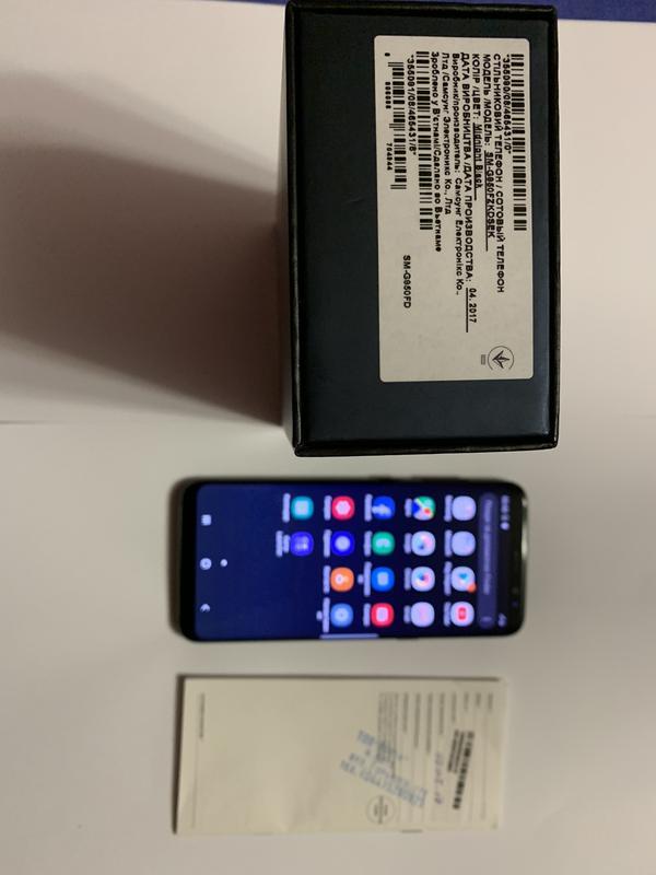 Смартфон Samsung S8, мобильный телефон - Фото 3