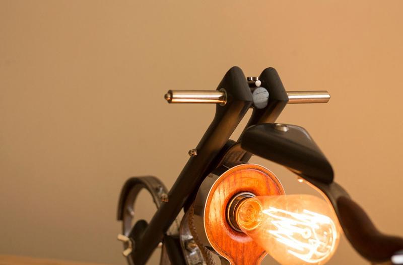 Настільна лампа HOOLIGAN - Фото 7