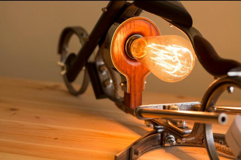 Настільна лампа HOOLIGAN - Фото 10