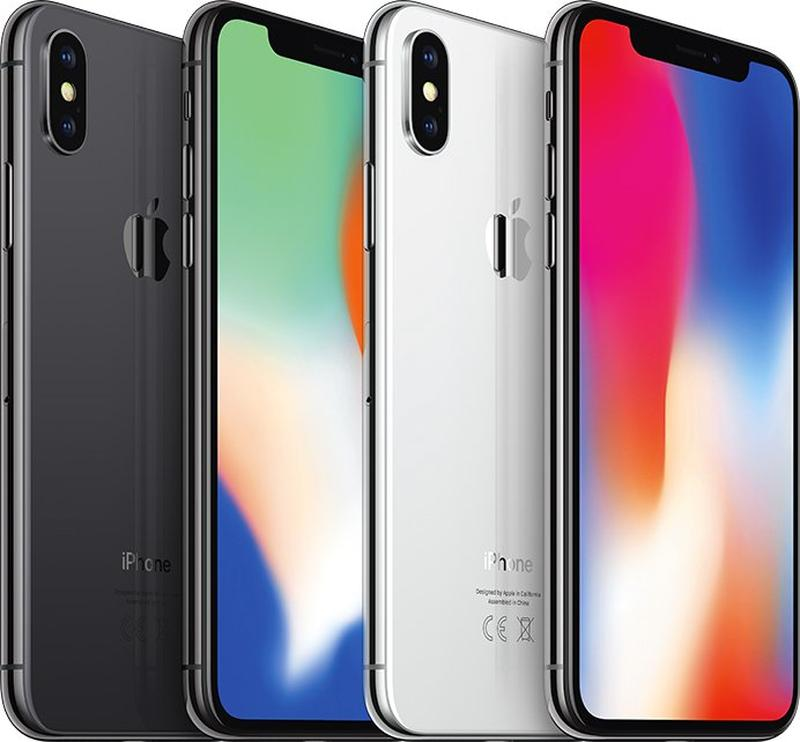 Iphone X/64 Gb/ silver?space gray/neverlock,новый,запечатанный