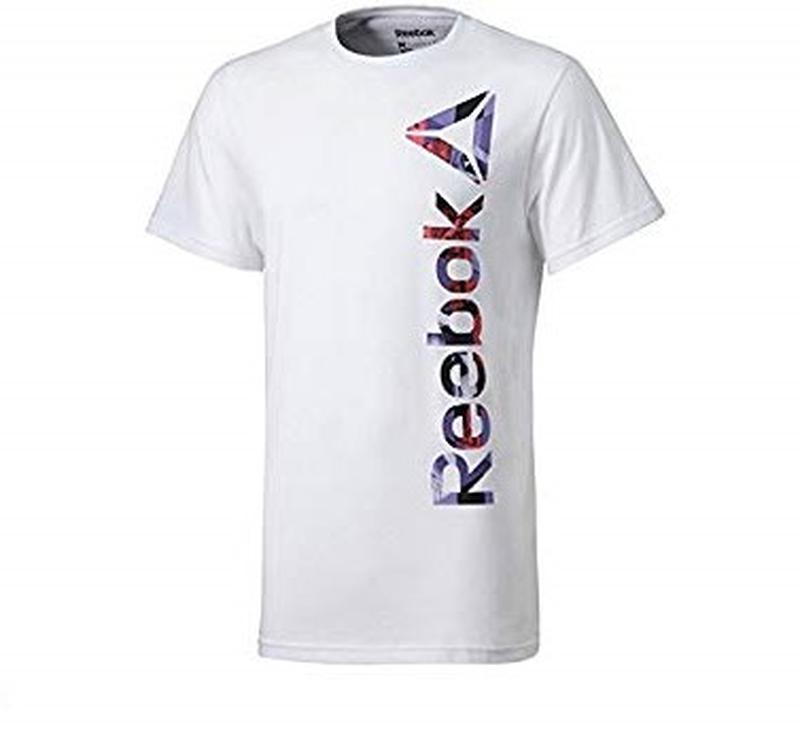 Оригинальная футболка reebok ® mens t-shirt