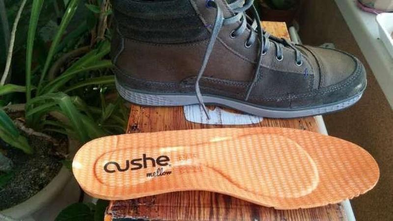 Ботинки   cushe   оригинал из сша - Фото 10