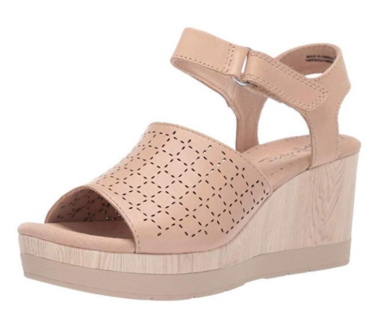 Туфли женские Сlarks, размер 42