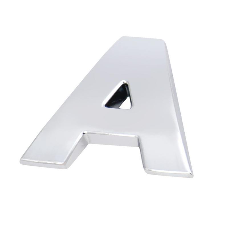 Металлические буквы KIA на кузов авто - Фото 3