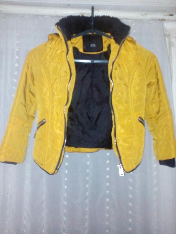 Куртка фирменная, курточка фирмы river island на 5-6 лет, для ...