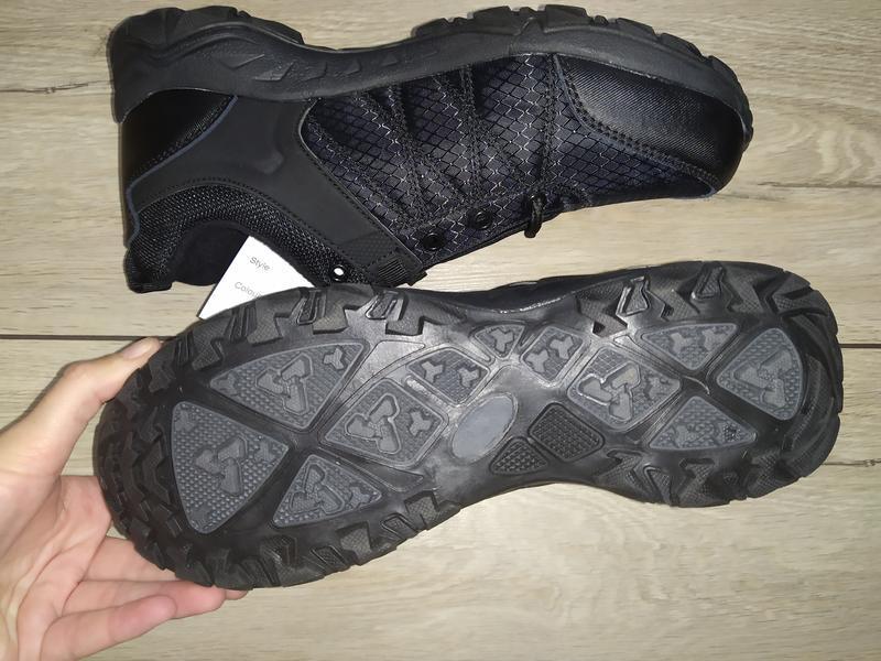 Термо кроссовки ботинки мужские timberland деми осень - Фото 4