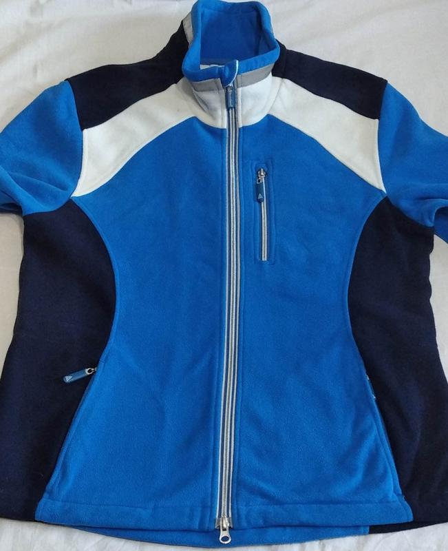 Термо куртка флисовая унисекс