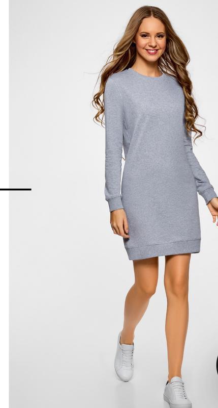 Платье свитшот оверсайз худи пайта р.l-xl tchibo оригинал
