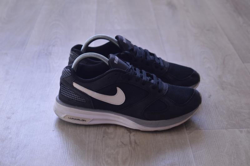 Nike женские кроссовки осень оригинал черные